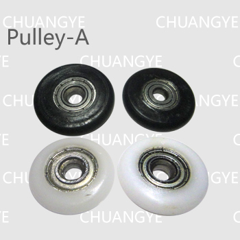 Shower Door Wheels Rollers Runners PulleysCY-101-23mm
