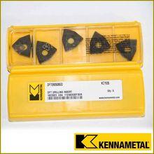 kennametal inserts. 10pcs kennametal carbide insert dft090508gd kc7935(china) kennametal inserts