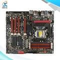 Для Asus ROG Maximus IV Extreme-Z Оригинальный Б Настольных Материнских Плат M4E-Z для Intel Z68 Сокет LGA 1155 Для i5 i7 E-ATX E3