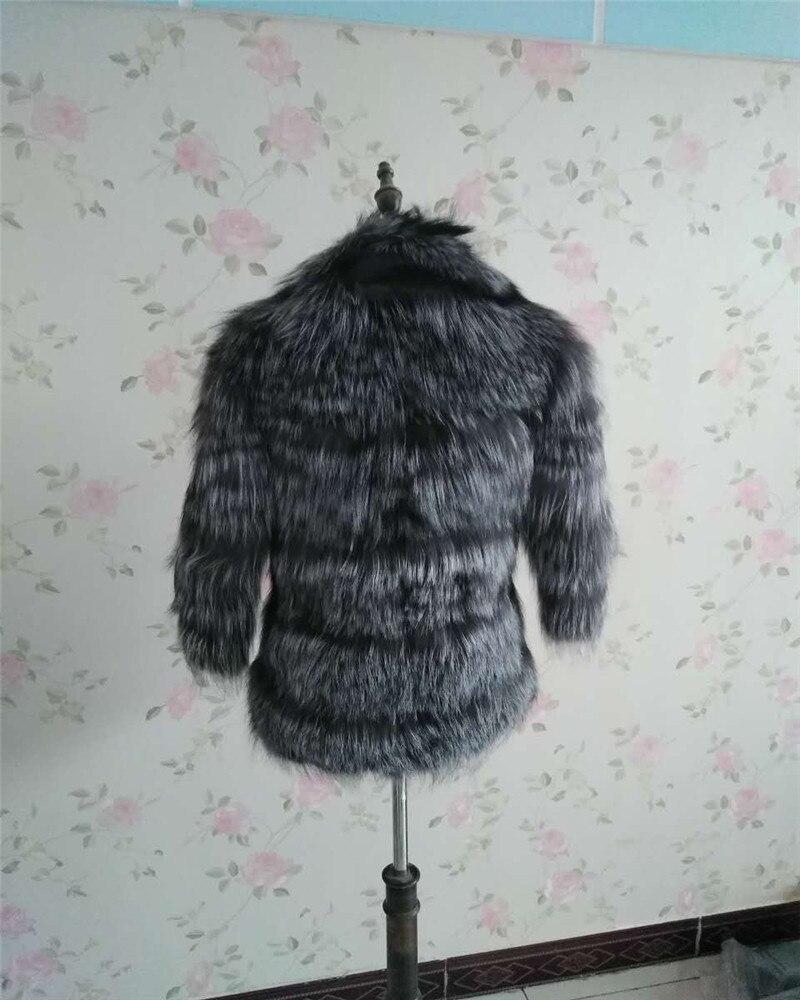 Damen aus ECHTFELL zu XXL Details Parka Kragen 100ECHTPELZ Jacke Fuchspelz Luxury Mantel 9YWEH2DI