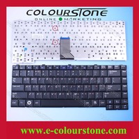 Brand New Laptop Keyboard For Samsung R510 R560 P510 P560 R70 R60 Keyboard RU Russian Black