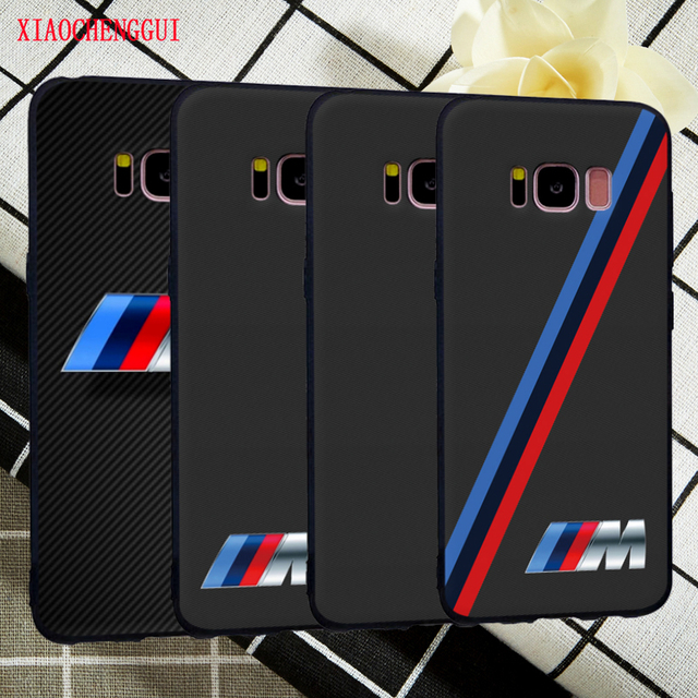 official photos ae61b 5bd81 US $1.67 16% OFF|Aliexpress.com : Buy For Samsung S8 case Slim BMW Cover  Black soft silicone Case For Samsung Galaxy S6 S7 Edge S8 S9 PLUS Mobile ...