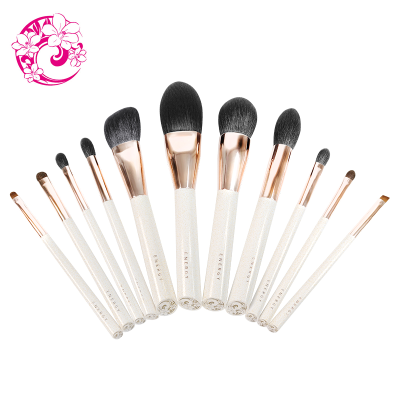 Кисти для макияжа бренда ENERGY, высококачественные кисти для макияжа, кисти для макияжа Brochas Maquillaje Pinceaux Maquillage Pincel bzy