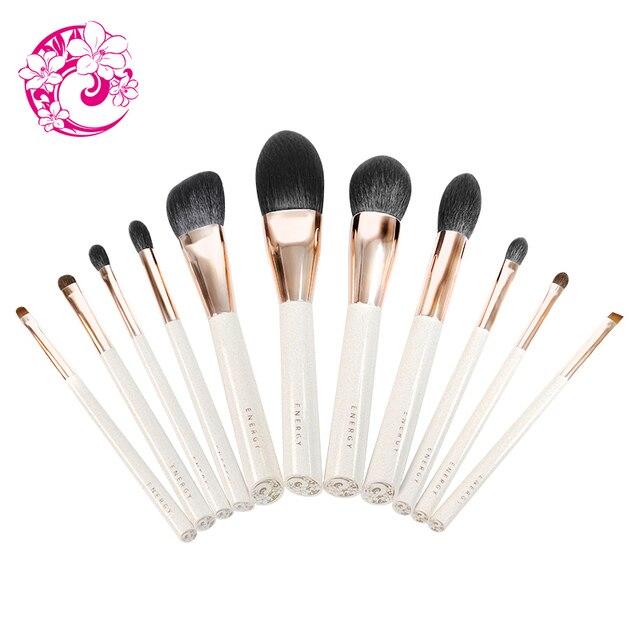 אנרגיה מותג גבוהה QualitiyHair מברשת איפור מברשות מברשת Brochas Maquillaje Pinceaux Maquillage Pincel bzy