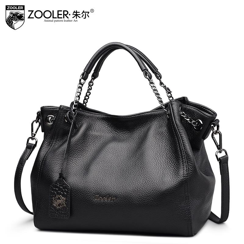 2018 роскошные сумки женские сумки дизайнер натуральная кожа сумка ZOOLER женщин сумки Сумка tote сумки bolsa feminina #8130
