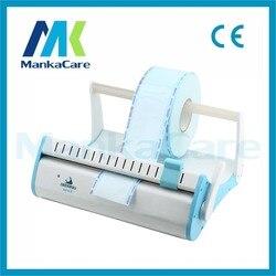 Manka الرعاية-التعقيم بكرة و الحقيبة دليل آلة حرارة الختم الأسنان/عيادة/مستشفى/مختبر معدات التعبئة/سيلا ii