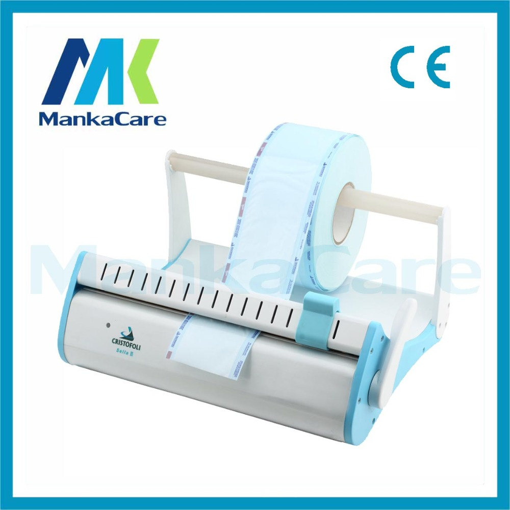 Manka Care - Sterilization Reel&Pouch Manual Heat Sealing Machine Dental/Clinic/Hospital/Lab packing equipment/Sella II