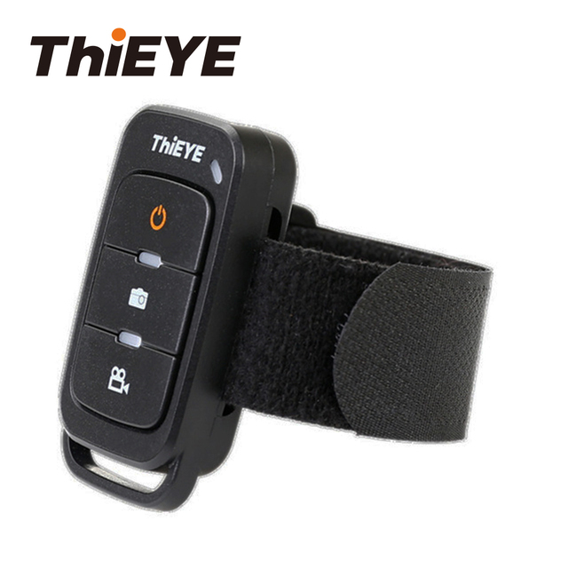 ThiEYE Remote REMO For ThiEYE T5/T5e/T5 Edge/E7 wearable and mountable Without Voice Command Action Camera Accessories