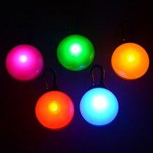 Night Safety LED Flashlight Dog Collar