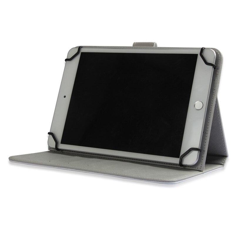 polegada Tablet Universal Caso Capa de Couro