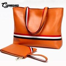 Womens Genuine Leather Handbags 2019 Luxury Women Bags Designer Large Casual Totes Ladies Shoulder Bag