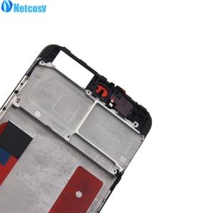 Image 5 - Voor Huawei Ascend P6 P7 P10 Behuizing Midden Frame Bezel Midden Plate Cover vervangende onderdelen voor Huawei P6 P7 P10 met Gereedschap
