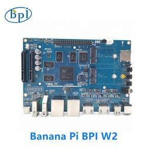 Banana Pi BPI W2 smart NAS router RTD1296 chip design