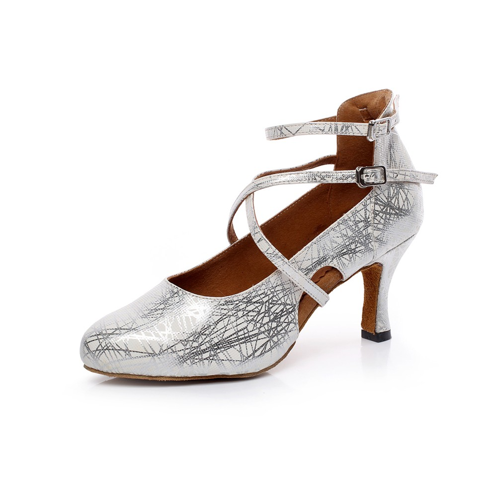 Hermes sandals dance shoes - 2016 Summer Dance High Heels Ladies Dancing Shoes Woman Salsa Ballroom Dance Sandals Girls Latin Dance Shoes Size 33 42 1696