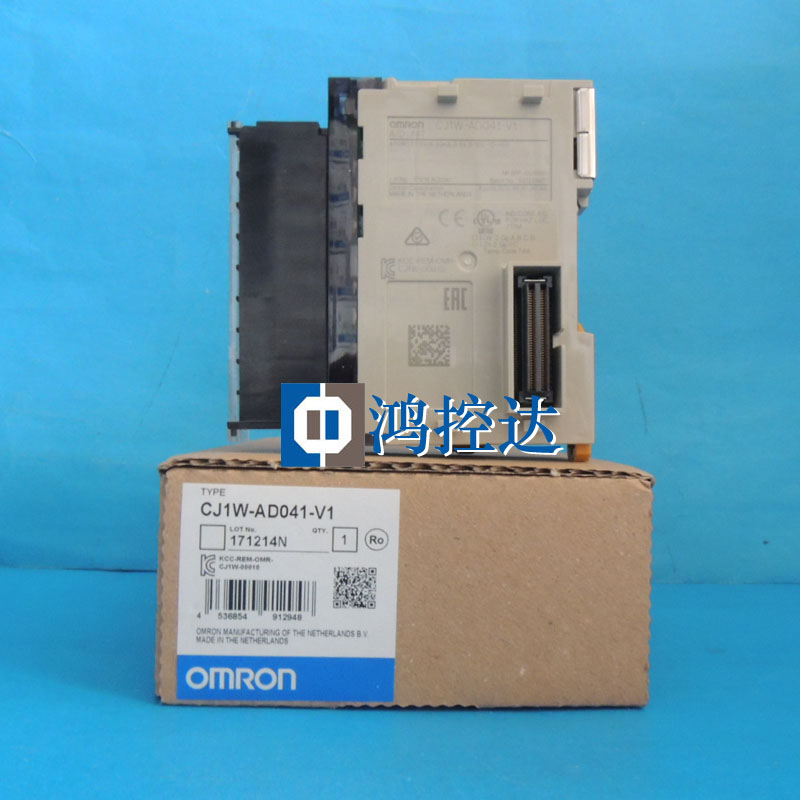 New original real product Omron PLC module CJ1W-AD041-V1New original real product Omron PLC module CJ1W-AD041-V1