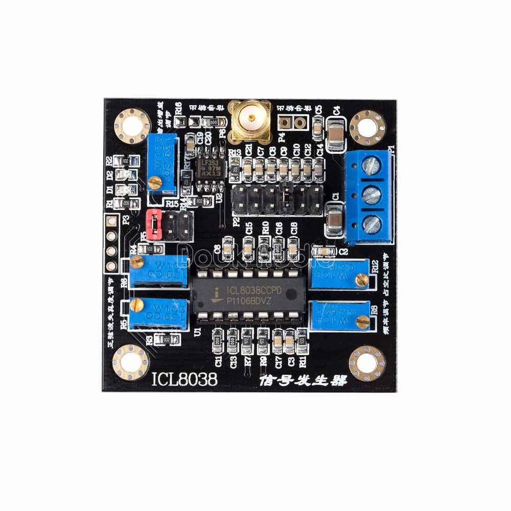 Low Frequency Signal Source Generator Module Icl8038 Sine Square Trianglewave Circuit Triangle Wave In Circuits From Consumer Electronics On Alibaba Group