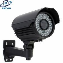 SSICON 4.0MP Водонепроницаемый пуля 2,8-12 мм объектив с переменным фокусным расстоянием 4X зум AHD Камера Ночное видение Открытый безопасности CCTV Камера Водонепроницаемый