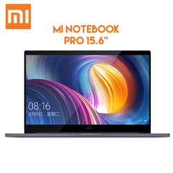 Original Xiaomi Mi Notebook Pro 15.6 inch Windows Intel Core i5 - 8250U 8GB RAM DDR4 256GB SSD Fingerprint Recognition AC WiFi