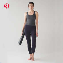 lulu leggings LULULEMON sport high waist yoga pants for women 2 colors KZ005(China)