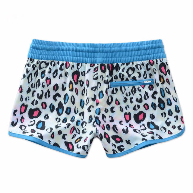 6247eb605cc placeholder Gsou Snow Brand Women Board Shorts Swim Shorts Plus Size Bikini  Bottoms Surf Swimwear Shorts Summer