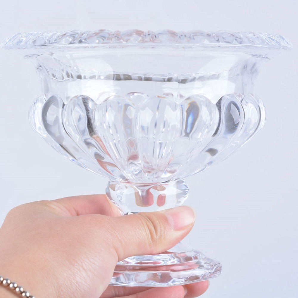 achetez en gros pieds de verre vases en ligne des grossistes pieds de verre vases chinois. Black Bedroom Furniture Sets. Home Design Ideas