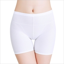 лучшая цена Quick Dry Short Tights Women Safety Short Pants For Girl Women Short Tights Safety Pants Modal Safety Short Under Skirt M L XL