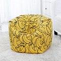 2017 Novo Saco De Feijão Cadeiras de Tecido Moderna Sala de estar