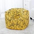 2017 Nueva Bolsa de Frijol Sillas de Tela Moderna Sala de estar