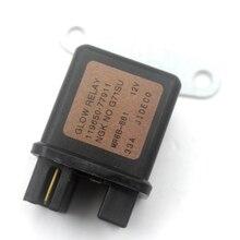12 V Relé 119650-77911 para Yanmar 4TNV94 Motor Glow Plug, 3 meses de garantia