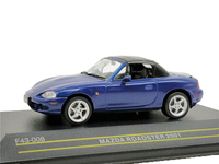1:43 First Collections Diecast Model Car Mazda Roadster 2001 Miniature Vehicle
