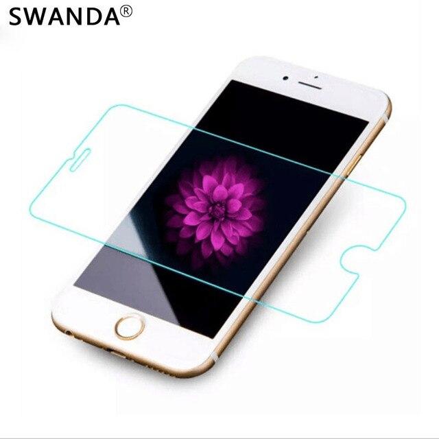 Для iPhone8 8 плюс 6 S Закаленное стекло для iPhone5 5S SE 5C Экран защитник стекла пленка для Iphone x 7 7 Plus взрывозащищенные фильм