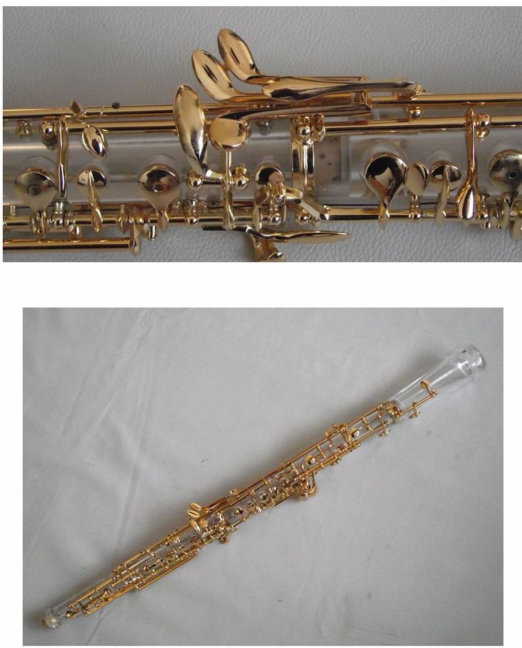 Professional Concert full-automatic outfit oboe C key ...