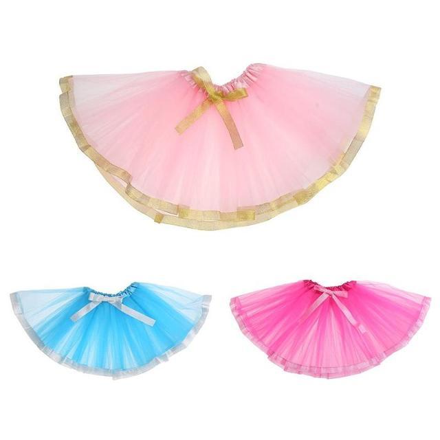 f22fd0314 Kid Girls Tutu Skirt Sequin Mesh Children Cake Skirt Infant Girl ...