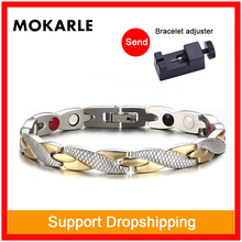 Popular Magnetic Slimming Bracelet Fashionable Jewelry For M