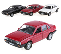 Collectible 1/32 VW Santana Alloy Diecast Car Model With Pull Back Cars Model For Kids Toys Gifts