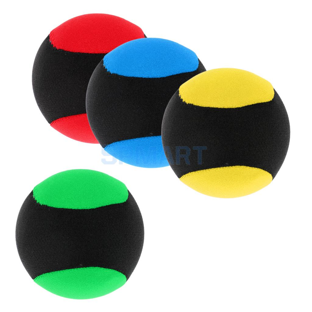 Professional Adult Kids 5.5cm Water Bouncing Ball Skim Skimmer Bounces On Water Beach Game Toy for Beach Seaside Swimming Pool