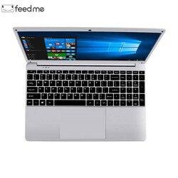 15.6/14.1 Pollici 4GB di RAM 64 GB/128 GB/256 GB di ROM Notebook Finestre 10 Pro intel E8000 Layout di Tastiera Del Computer Portatile con HDMI Bluetooth Completa