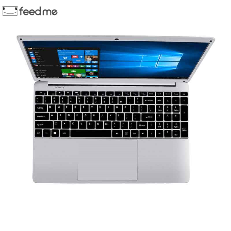 15.6 Inch 4GB RAM 64GB/128GB/256GB ROM Notebook Windows 10 Pro Intel E8000 Laptop With HDMI Bluetooth Full Layout Keyboard