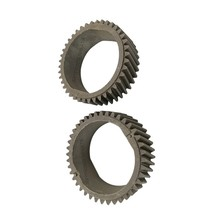 30PCS Brand Compatible 10pcs AB012062(AB01-2062) Upper Fuser Roller Gear 40T for Ricoh Aficio 2051 2060 2075 MP6500 цена и фото