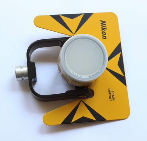 FOR STATION TOTAL STATIONS NEW PRISM NIKON SINGLE YELLOW PRISMS