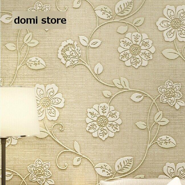 Aliexpress Com Buy Rustic Wallpaper For Living Room Home