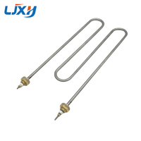LJXH 201SUS Electric Heat Tube For Noodle Pot Cooking Machine Bucket 220V 380V Electric Heat Pipe
