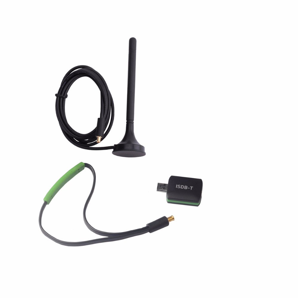 ISDB T TV receiver Micro USB Tuner On Android Phone or Pad with OTG ISDB-T TV tuner for Brazil/Peru/Chile