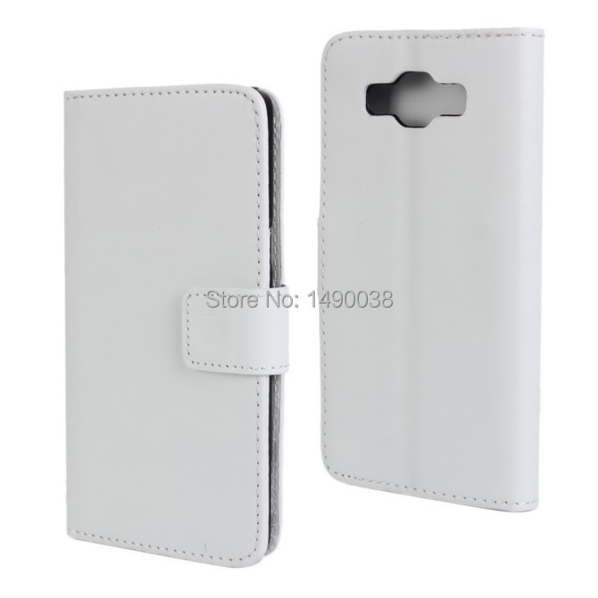 Lyxigt PU-plånbokskinnfodral för Samsung Galaxy A5-fodral med - Reservdelar och tillbehör för mobiltelefoner