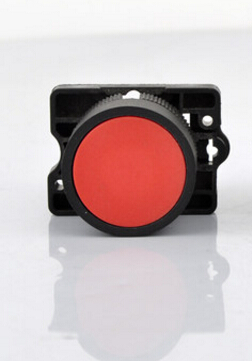 1pcs ZB2-EA42 22mm 1 NC N/C Red Sign Momentary Push Button Switch 600V 10A