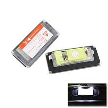 Один набор мини R50 R52 R53 Led номер Подсветка регистрационного номера лампа для Bmw Mini Cooper S 6000K ультра яркие красные/зеленые/Canbus Нет Ошибка 12V
