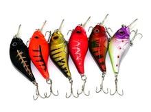 30pcs 7.5CM 10.2G crank hard plastic fishing lures pike bass peche wobble fishing baits isca de pesca fishing tackles