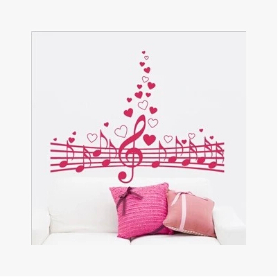 Aliexpress.com : Buy Love note marriage room layout wedding music ...