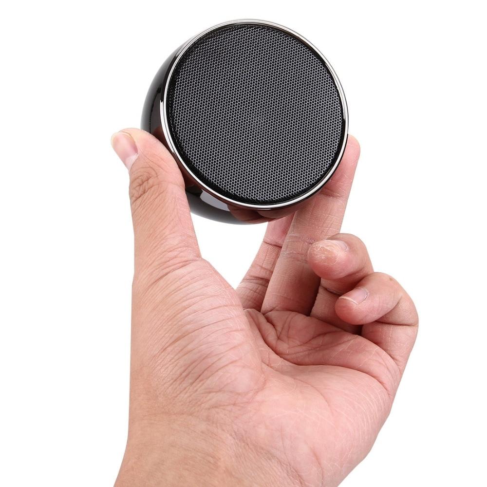 Portable Mini Handsfree Super Bass Wireless Stereo Bluetooth Speaker with Micro SD Card Slot cs l01 portable mini car wireless bluetooth speaker w tf card slot black white