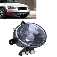 JEAZEA New 1pc Front Right Fog Light Lamp 8T0941700B for Audi A4 B8 2008 2009 2010 2011 2012 A6 2009 2011 A5 Q5 2012 2015